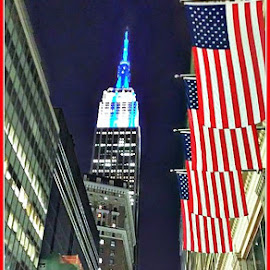 Empire State Building by Sylvia Berman - Instagram & Mobile iPhone