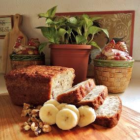 Fresh baked. by Carolyn Kernan - Food & Drink Cooking & Baking (  )