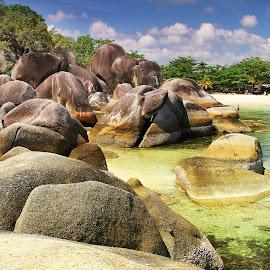belitong by Yusnadi Gunawan - Landscapes Beaches ( rock, beach )