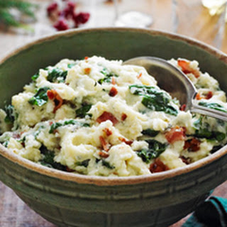 Bacon Spinach Potatoes Recipes