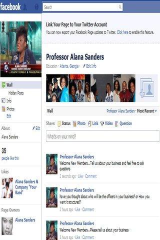 Ask Professor Sanders