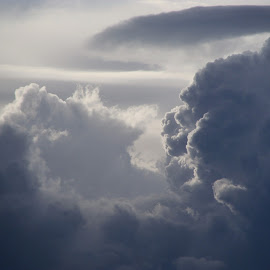 blown away by Aaron Smith - Landscapes Cloud Formations ( abstract, cloud formations, clouds, cloudscape, storm )
