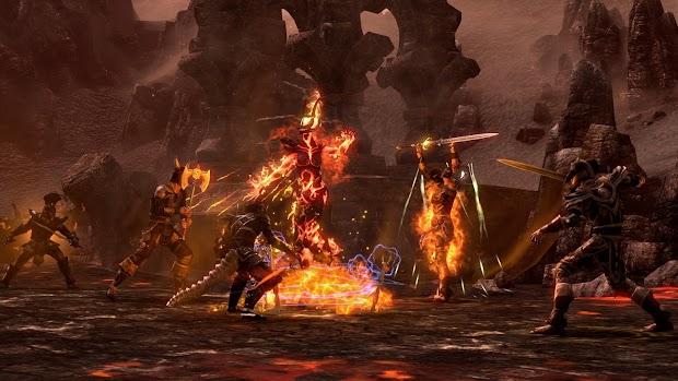 The Elder Scrolls Online – Hands On