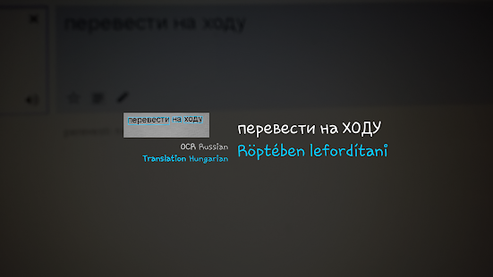 Cam Translate PRO - screenshot