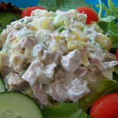 Polynesian Chicken Salad (Diabetic)