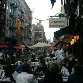 Little Italy by Alec Halstead - City,  Street & Park  Neighborhoods