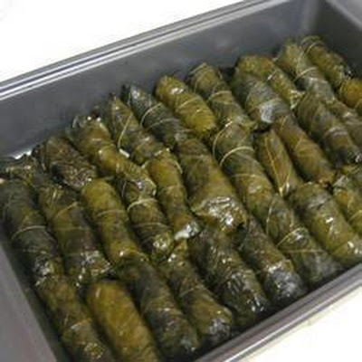 Baked Dolmades