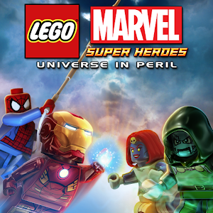 Cover art LEGO Marvel Super Heroes
