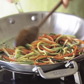 Zucchini Carrot Noodles Recipes