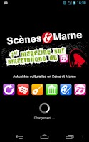 Screenshot of Scènes et Marne