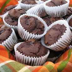 Chocolate (Pumpkin) Muffins