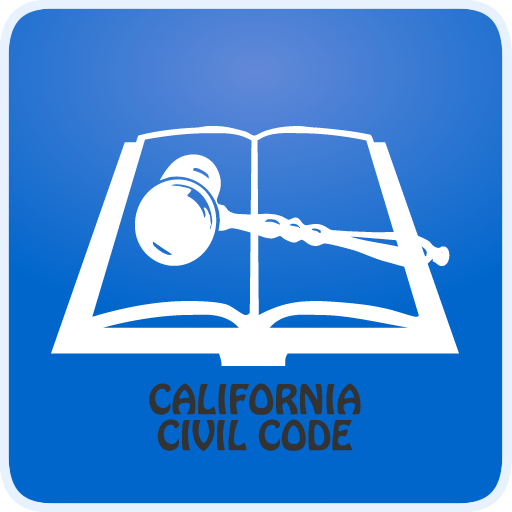 California  Civil Code 書籍 App LOGO-APP試玩
