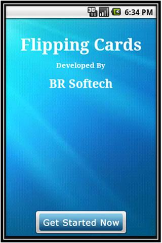 Flipping Cards