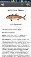 Screenshot of GFC Regulations