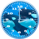 Killer Whale 4 Analog Clock icon