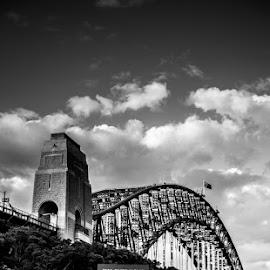 Bridge by Reza Roedjito - City,  Street & Park  Historic Districts