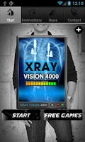 Screenshot of XRay Vision 4000 Booth Free