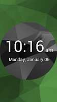 Screenshot of Simple Digital Clock