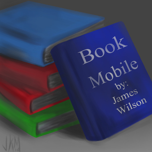 Book Mobile LOGO-APP點子