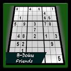 B-Doku Friends Sudoku icon