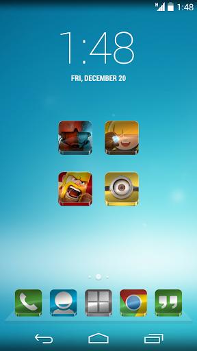 Glass - Icon Pack - screenshot