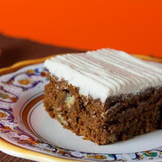 Mother Berta's Carrot Cake