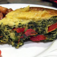 Spinach Spoon Bread - Crock Pot