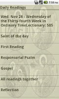 Screenshot of Laudate - #1 Free Catholic App
