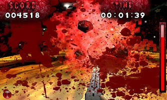 Screenshot of Ambush Zombie Christmas Free