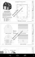 Screenshot of 50 Contractor Garage Plans