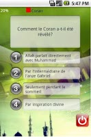 Screenshot of Quizz'Islam free (FR)