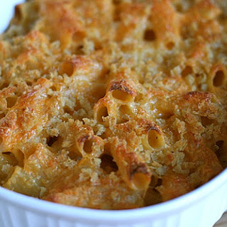 Pioneer Woman's Baked Mac and Cheese