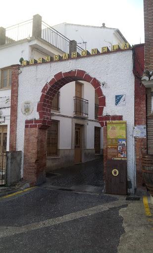 Arco De Entrada a Casarabonela