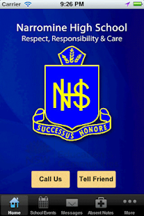 Narromine High School - screenshot