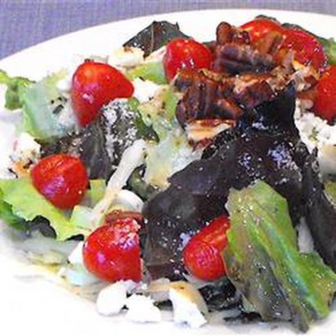 Three Cheese Green Salad