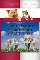 Screenshot of PROJECT PET LOVE