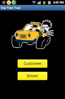 Screenshot of Tap Your Taxi