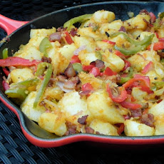 Easy Skillet Breakfast Potatoes