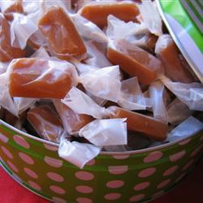 Old Fashioned Toffee Sweets
