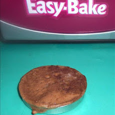 Easy Bake Oven Individual Chocolate Cake