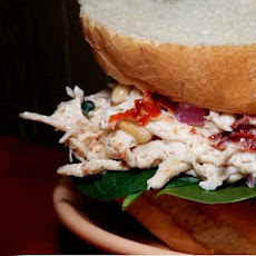 Sun-Dried Tomato Chicken Salad
