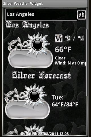 玩天氣App|銀天氣小工具免費|APP試玩