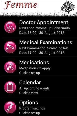【免費健康App】Femme Pregnancy & Child Care-APP點子