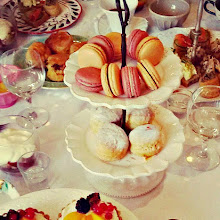 Halcyon Autumn Afternoon Tea