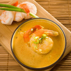 Curried Prawn Bisque