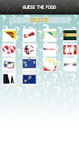 Screenshot of Logo Quiz - Guess The Food