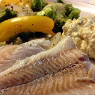 Poached Cod Fillets Recipes