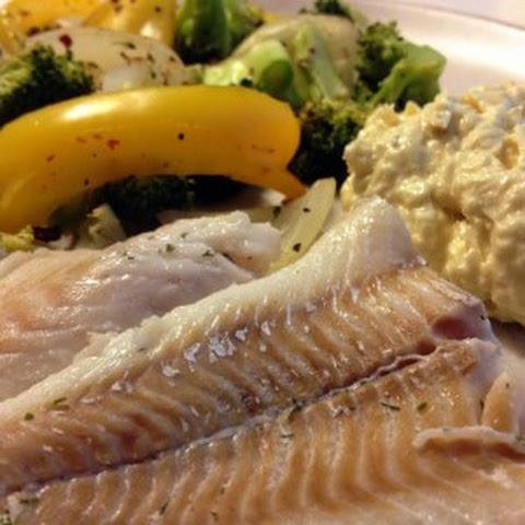 Dill Mayonnaise Cod Recipes | Yummly