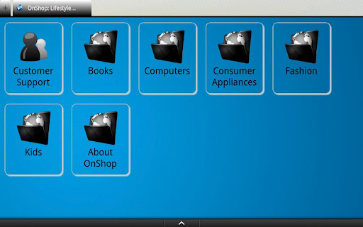 SureFox Kiosk Browser Lockdown - screenshot