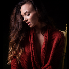 Sexy Sweaters Photoshoot by Dirk Dreyer - People Portraits of Women ( gh4, glam xtreme photo shoots, micro four thirds, mirrorless, portrait, glamour, m43, girl, lumix, female, m43ftw, woman, panasonic )